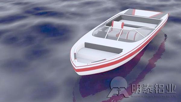 明泰铝业船用铝板
